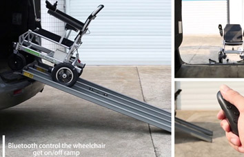 Airwheel H3P wheelchair